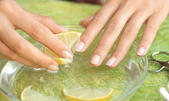 Укрепление ногтей у себя дома